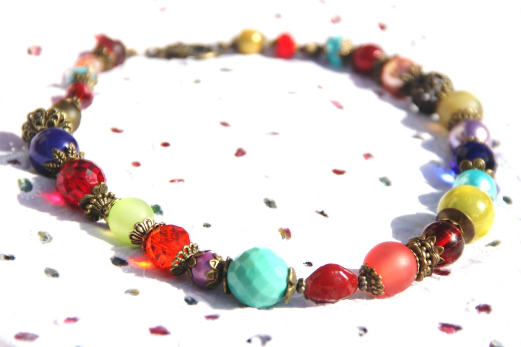 couleurs collier